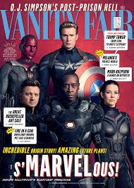 Vanity Fair 2017 Marvel Cover 3