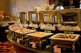 Buffet Chafing Dish Food Warmer Induction View