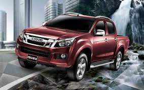 Isuzu's New D-Max Pickup Is A Facelifted 2013 Chevrolet Colorado