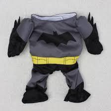 cat batman costume pet cat batman costume warm clothes fancy