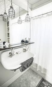 Diy Industrial Bathroom Mirror by Kohler 3 U0027 Brockway Sink Diy Industrial Pendant Lighting Bath