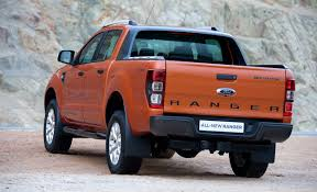 4 4 ford ranger ford ranger wildtrak automatic 4x2 and 4x4 models now offered