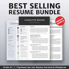 2019 Best Selling MS Office Word Resume / CV Bundle The Charlotte ... 70 Welldesigned Resume Examples For Your Inspiration Piktochart 5 Best Templates Word Of 2019 Stand Out Shop Editable Template Curriculum Vitae Cv Layout Free You Can Download Quickly Novorsum 12 Tips On How To Stand Out Easil Top 14 In Also Great For Format Pdf Gradient Style Modern 2 Page Creative Downloads Bestselling Bundle The Bbara Rb Design Selling Resumecv 10 73764 Office Cover Letter