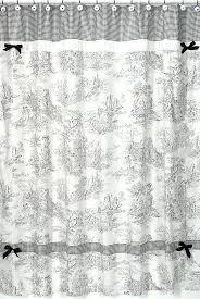 Sweet Jojo Elizabeth Curtains by Excellent Sweet Jojo Designs Shower Curtains Black Curtain By And