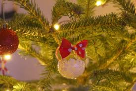 Nordmann Fir Christmas Tree Smell by A Real Christmas Tree With Handmade Decorations