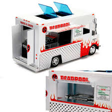 100 Taco Food Truck Jada Hollywood Rides Deadpool 124 Scale