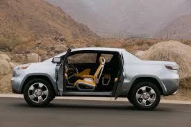 100 Toyota Hybrid Pickup Truck ABAT Concept Set For Detroit Show Debut