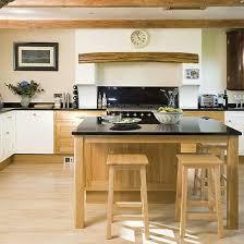 Kitchen Oak Kitchen Ideas Brilliant On Kitchen With Regard To Oak