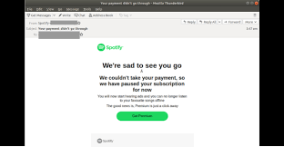 Phishing Email Impersonating Spotify Claims 'your Payment ... Lil Tjay Resume Emmy Lubitz Resume Addi Hou Free Cv Templates You Can Edit And Download Easily 8 Brilliant Portfolios From Spotify Product Designers Amp Tola Oseni Medium Zach On Twitter Hear The Resume Interface Redesign Noelia Rivera Pagan Applying To My First Big Kid Job Please Roast How Use Siri Brit Fryer