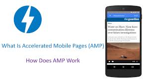 What Is AMP Accelerated Mobile Pages How AMP Works