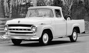 Ford F-Series: A Brief History - » AutoNXT 1956 Ford F100 Panel Truck 1955 Pickup Hot Rod Network Clem 101 Ringbrothers Classic Car Studios 1953 Restomod Review The Fancy 31956 Archives Total Cost Involved 1961 Goodguys 2016 Lmc Of The Yearlate Winner Fordf100inspired Trophy Shows Off Its Brawn In Desert By Epitome Fseries Third Generation Wikipedia 1970 Why Vintage Pickup Trucks Are Hottest New Luxury Item