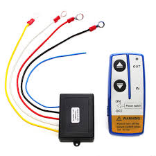 100 Truck And Winch Coupon Code 12v Electric Winch Wireless Remote Control System Switch For Truck