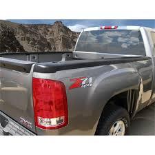 100 Pickup Truck Bed Caps Stampede BRC0001H Rail Topz Smooth Rail Cap ChevyGMC