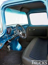 56 Chevy Truck Interior New Chevy Silverado Custom Interior Clt O ... 1956 Chevy Apache Nikki Bunn Lmc Truck Life Quick 5559 Chevrolet Task Force Truck Id Guide 11 Hot Rods Cabs The Hamb 195556 Grille Trucks Grilles Trim Car Parts Emerald Beauty Rod Network 56 Chevy Parked On A Bluff Overlooking Medina Lake Pickup Lost Wages Pickup Pinterest Cars Classic Trucks And Gmc I Had Chick Friend In High School Whos Dad Built Her Gm 195559 Gm Dont See Chopped Top Step Side Very Often Stepside Runs Drives Original Or V8