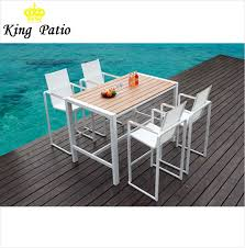 2017 All Weather Garden Elegent Poly Wood White Sling Aluminum Patio  Furniture Outdoor Swinging Pool Bar Table And Chairs - Buy Bar Table And ... Patio Chairs At Lowescom Outdoor Wicker Stacking Set Of 2 Best Selling Chair Lots Lloyd Big Cushions Slipcove Fniture Sling Swivel Decoration Comfortable Small Space Sets For Tiny Spaces Unique Cana Qdf Ding Agio Majorca Rocker With Inserted Woven Alinium Orlando Charleston Myrtle White Table And Seven Piece Monterey 3 0133354 Spring China New Design Textile