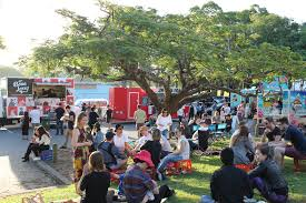 100 Brisbane Food Trucks Downey Park