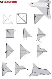 Origami Airplane Jet Airplanes That Fly Far How To Make A Paper Plane
