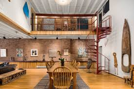 100 Brick Loft Apartments Edward Albee Tribeca NYC Photos Apartment Therapy