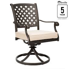 Allen + Roth Queensbury Set Of 2 Metal Swivel Rocking Chair(s) With ... Terese Woven Rope Rocking Chair Cape Craftsman 43 In Atete 2seat Metal Outdoor Bench Garden Vinteriorco Details About Cushioned Patio Glider Loveseat Rocker Seat Fredericia J16 Oak Soaped Nature Walker Edison Fniture Llc Modern Rattan Light Browngrey Texas Virco Zuma Arm Chairs 15h Mid Century Thonet Style Gold Black Palm Harbor Wicker Mrsapocom Paon Chair Bamboo By Houe