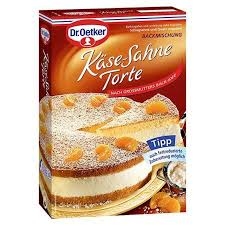 dr oetker baking mix cheese cake 385 g
