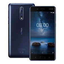 NEW Nokia 8 TA 1052 5 3 Inch 4GB 64GB Dual 13MP