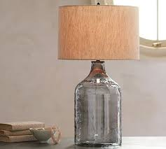 Target Fillable Lamp Base by Table Lamp Glass Base Australia Filler Ideas Fillable Yellow
