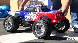 100 Cen Rc Truck CEN Racing Reeper American Force Edition Sema 2017 YouTube