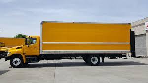 100 26 Ft Truck 2012 Hino 8A Ft Van Body RYDEN Center Commercial