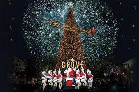 Christmas At The Grove