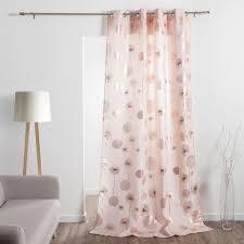 vorhang 140 x 260 cm dandelion rosa