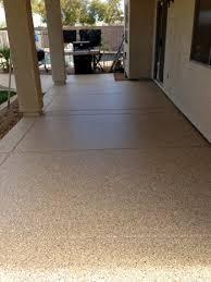 Epoxy Flooring Phoenix Arizona by Epoxy Floor Coating Services In Gilbert Arizona Concrete Made New