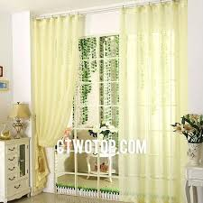 pale yellow curtains and ds yellow sheer curtains india yellow