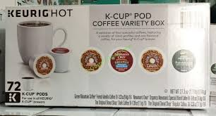 Cups Costco 984865 Green Mountain Coffee K Cup Keurig