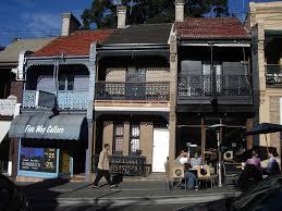 100 Sydney Terrace House Paddington The Dictionary Of