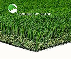 Amazon MTBRO Artificial Grass Rug Realistic Artificial Turf