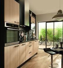 conforama cuisine equipee cuisine en longueur aménagement 12 modèles en photos côté maison