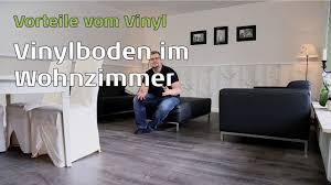 vinylboden im wohnzimmer