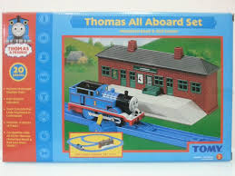 Thomas Tidmouth Sheds Deluxe Set by Thomas All Aboard Set Thomas And Friends Trackmaster Wiki