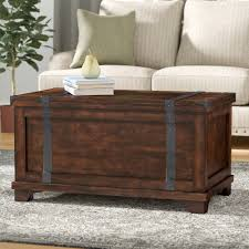 Trent Austin Design Hebbville Storage Trunk Table & Reviews