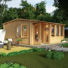 100 Log Cabin Extensions Buy A BillyOh Kent Garden Office From Garden Buildings Direct Shed