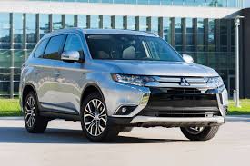 2017 Mitsubishi Outlander SUV Pricing For Sale