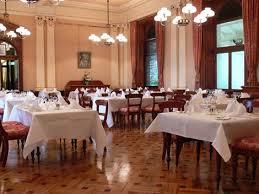Strangers Dining Room