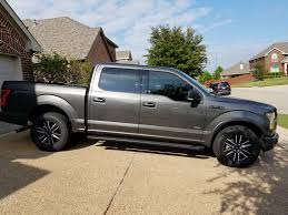 2015 Plasti Dipped Wheels - Ford F150 Forum - Community Of Ford ... Ford F150 On 20 Fuel Maverick Wheels Truck Eq Flickr Boss 330 2013 Aurora Tire 9057278473 For My Lets See Your Wheelstire Setup 2015 Forum Any 18 Sport Wheels With Ko2 Page 4 Community Vapor Black Of Sport Custom Inch Xd Series Brigade Xd810 Machine Rims 2001 F250 Offroad Reasons To Choose An 8 Lug Steel Wheel For Your Ask Tfltruck Can I Tow A 5thwheel Camper Halfton 2017 Raptor Off Road Matte 17 X 85 W Bead