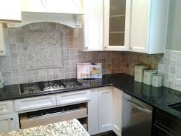 light grey glass tile backsplash kitchen beautiful subway tile