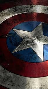 Captain America Shield The iPhone Wallpapers