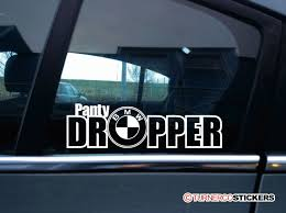 Funny Car Sticker ,Panty Dropper , V2 Decal Vinyl Sticker FCK JDM ...
