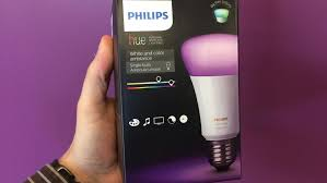 how do the colors look with the philips hue led