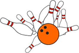 Free bowling clipart free clipart graphics image and photos 3