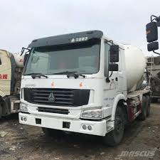 100 Used Mixer Trucks For Sale Howo Mixertruck Concrete Mixers Year 2013 For Sale Mascus USA