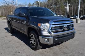 100 4wd Truck Certified PreOwned 2016 Toyota Tundra 4WD SR5 Pickup In